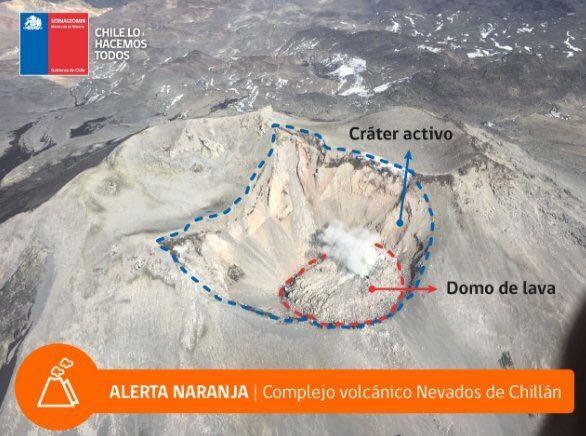 Activité d'Ambae, du Fuego, du Sinabung et de 3 volcans Chiliens.