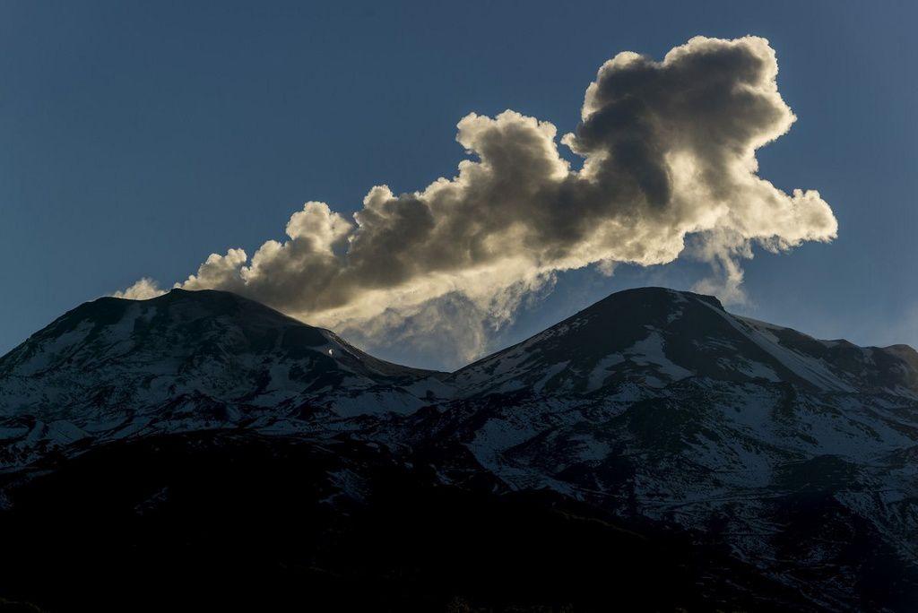 Le complexe Nevados de Chillan  - photo 15.07.2018  via Cristian Farias / Twitter