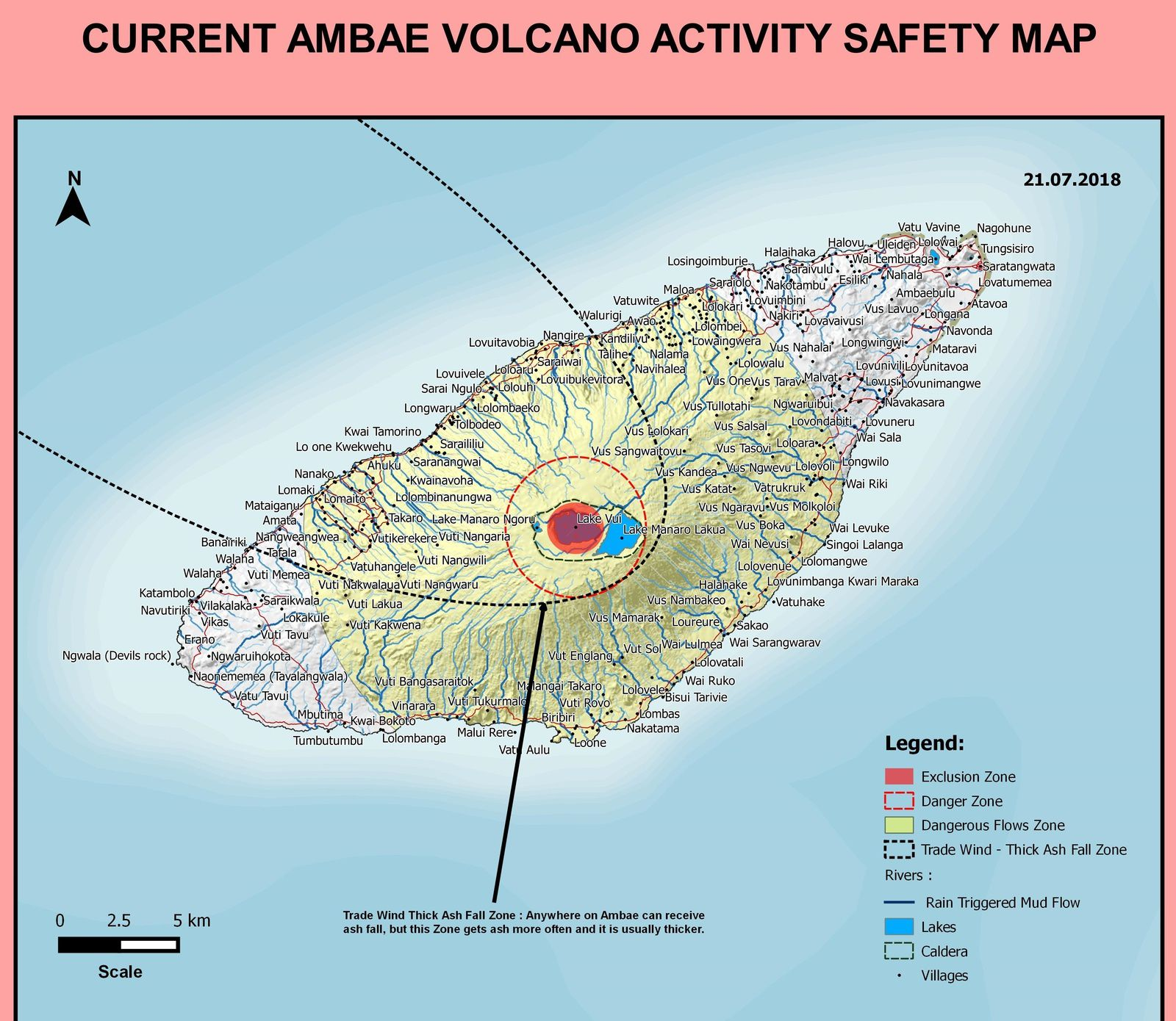 Ambae - safety map - Doc. VGO
