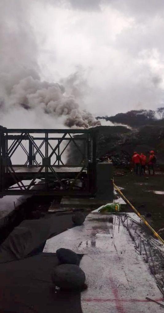 Activity in Etna, Kilauea, Fuego and Südurland.