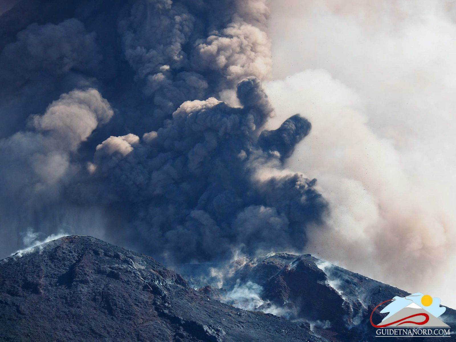 Etna - 24.08.2018 - photo Gruppo Guide Alpine e Vulcanologiche Etna Nord