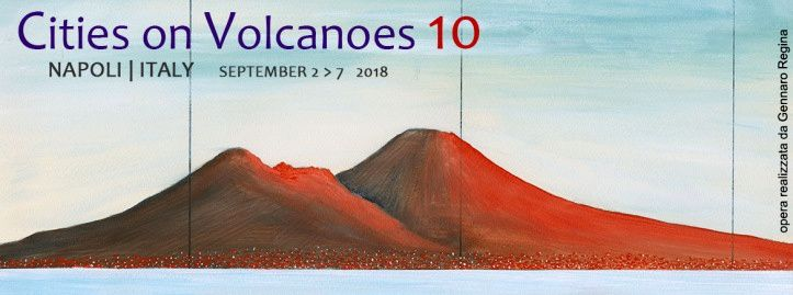Il Somma Vesuvio - Work of Gennaro Regina for Cities on Volcanoes 10) Naples from 1 to 7 September 2018