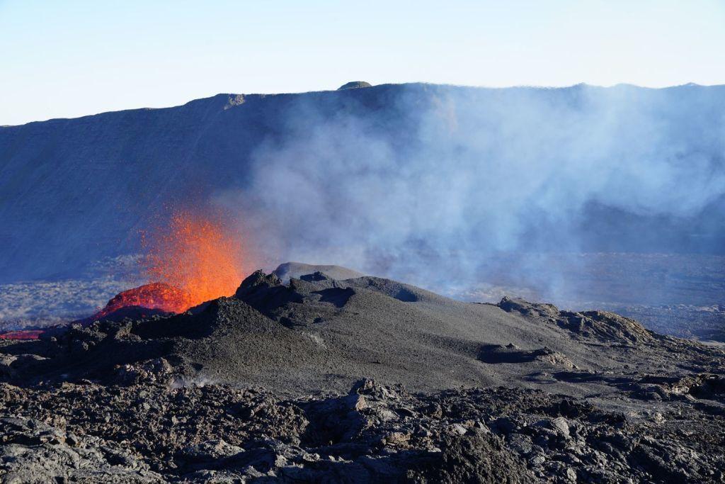 Piton de La Fournaise - 15.09.2018 - photo Tunnels de lave Rando-Volcan Réunion