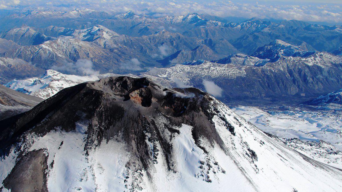 Nevados de Chillan - picture Sernageomin