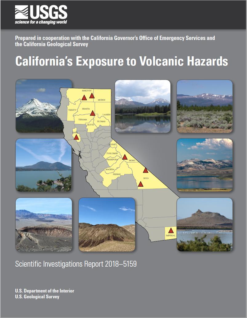 Actualité de La Fournaise, du Karymsky et des volcans Californiens.