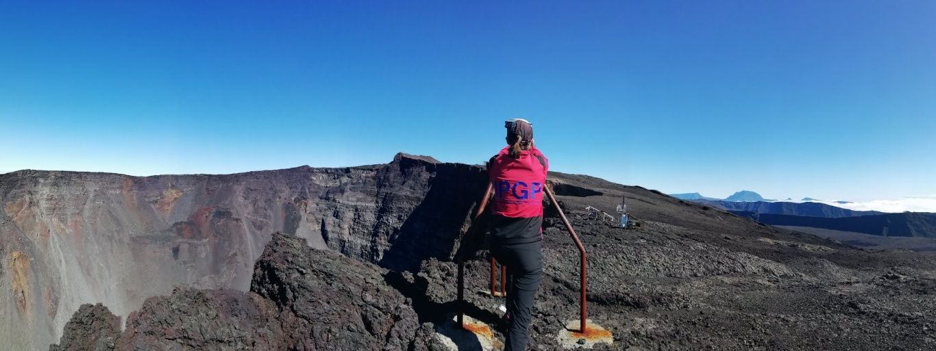 Piton de La Fournaise - GPS measurements by the OVPF-IPGP teams