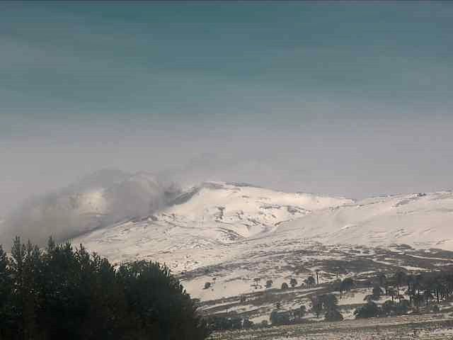 Copahue - 01.10.2019 / hour not mentioned - webcam Sernageomin