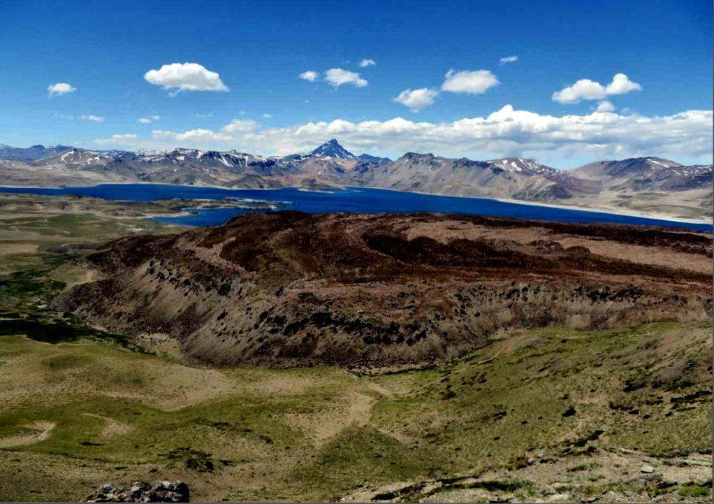 Le complexe Laguna del Maule  - photo Álvaro Amigo / 19.06.2020