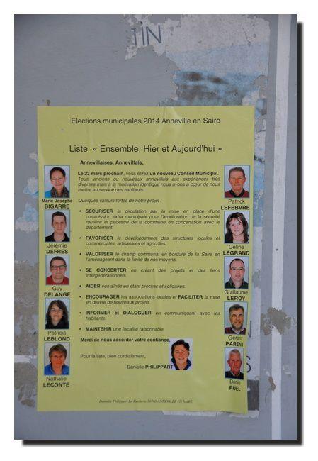 Val de Saire : élections municipales (3), J-3