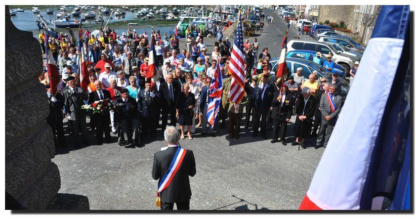 1944 - 2014 Libération de Barfleur