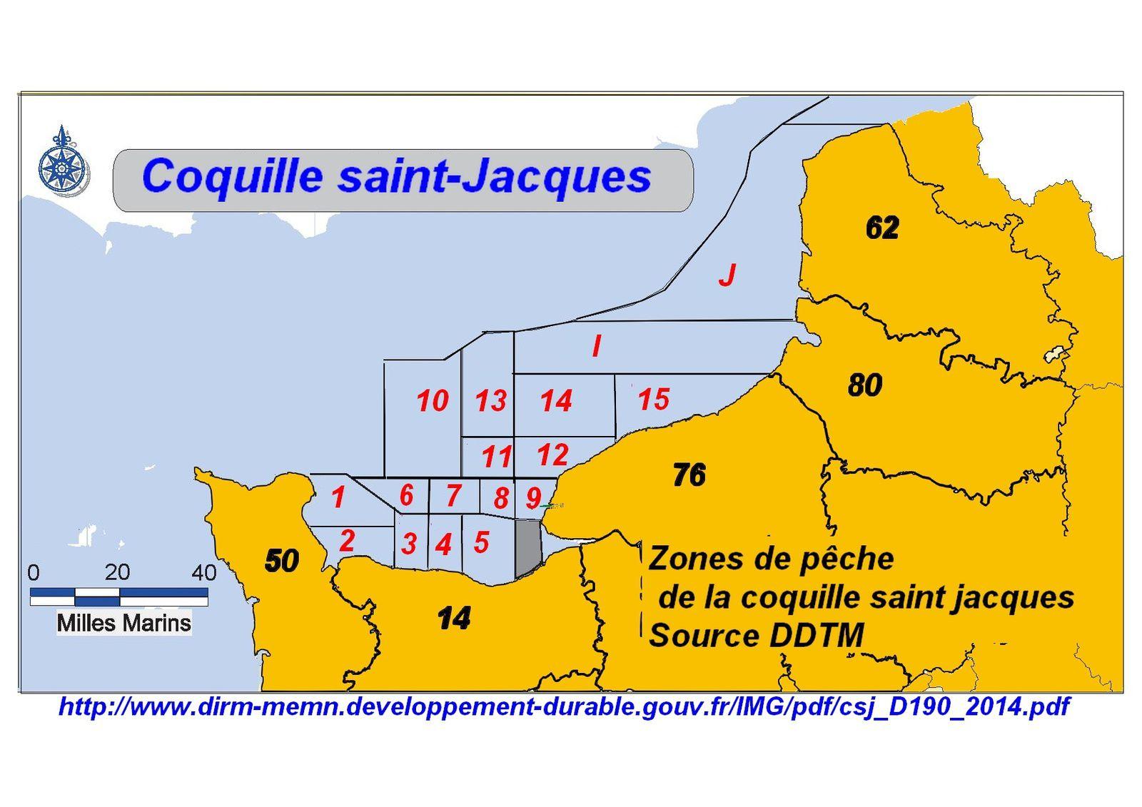 Pour consulter le site et les documents officiels http://www.dirm-memn.developpement-durable.gouv.fr/reglementation-de-la-peche-a-la-a125.html