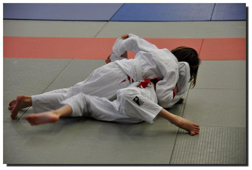 Saint-Pierre Eglise, week-end sous le signe du judo