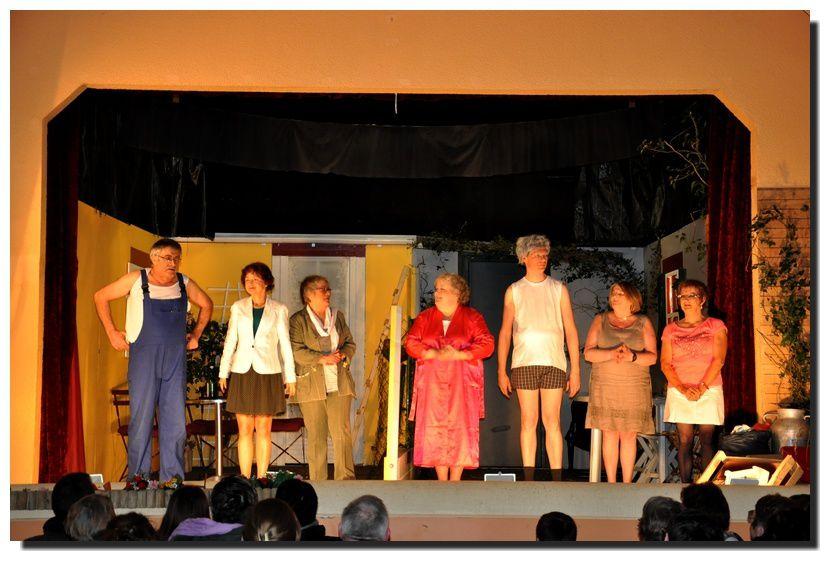 Anneville-en-Saire renoue avec le théâtre