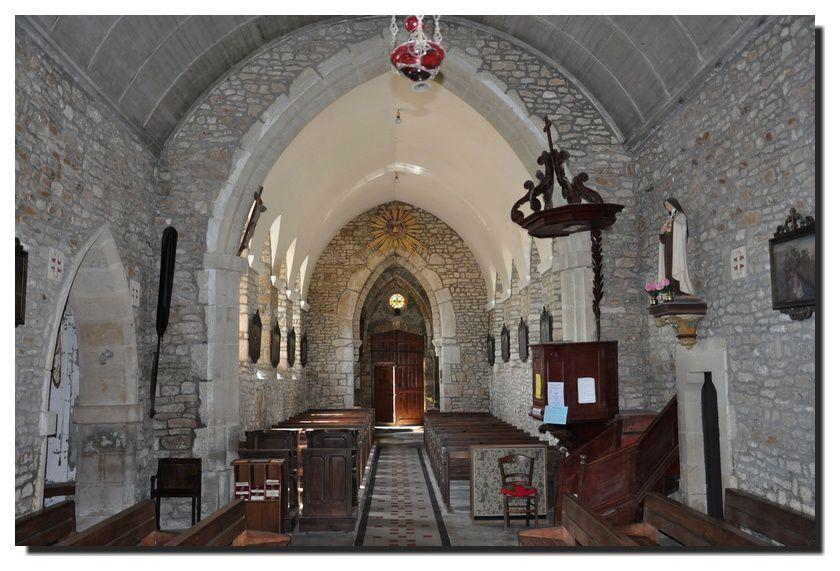 Canteloup : l'église