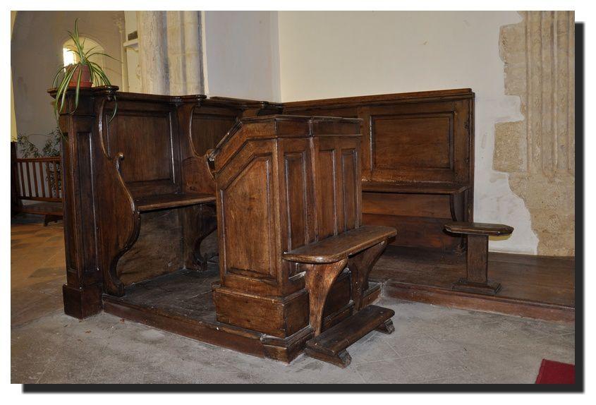Visite à Crasville : l'église de Grenneville (2/3)