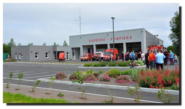 Pompiers du Val de Saire : portes ouvertes et démonstrations (3/3)