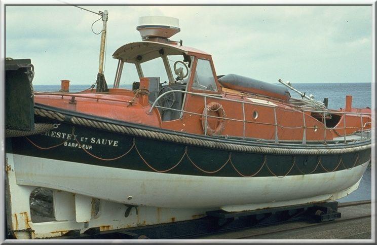 Barfleur : 150 ans de la sation de sauvetage