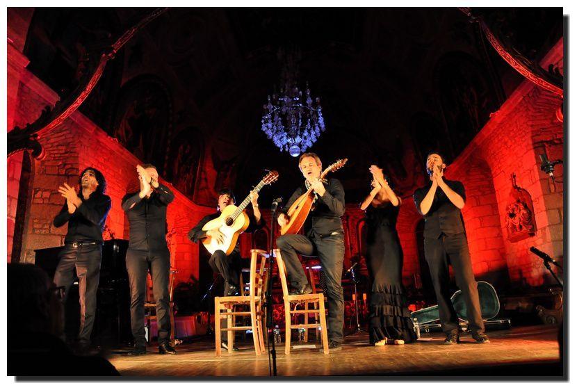 Chants sacrés gitans en Provence