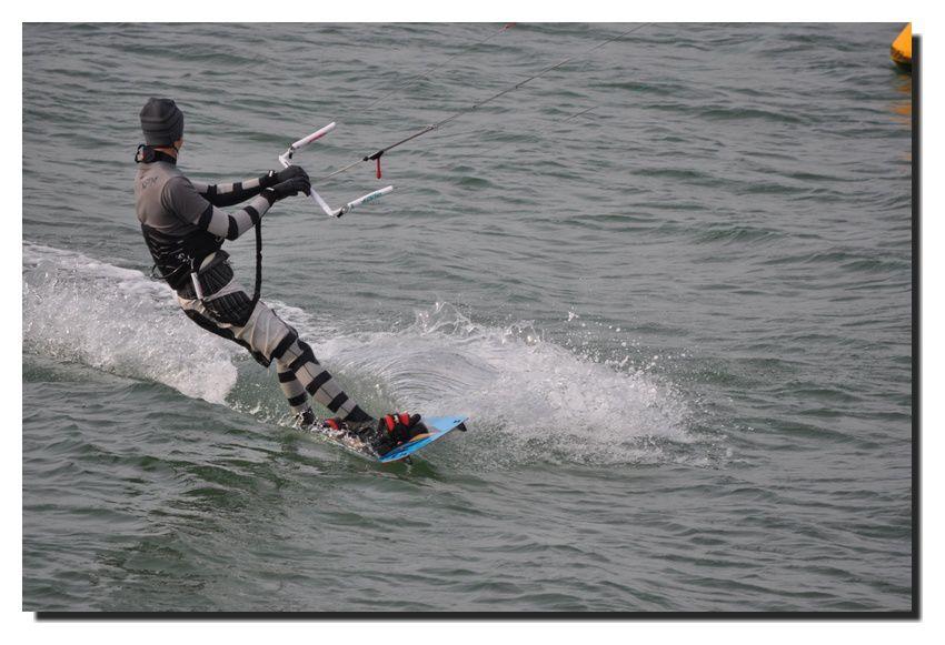Jonville-Réville Kite BOARDER CROSS
