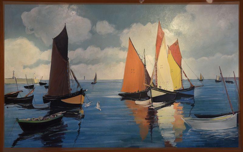 Paul BLANVILLAIN, peintre barfleurais