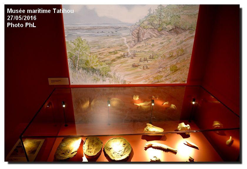 """Tatihou : expositions, """"La mer déborde mais ça n'date pas d'hier"""""""