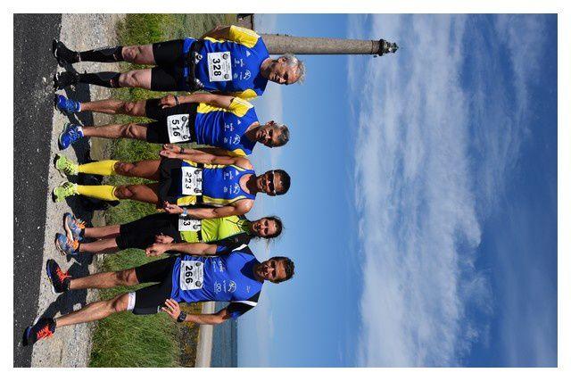 Semi marathon Côte des Vikings, le départ