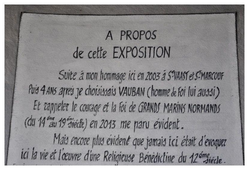 Rideauville : exposition par Paul-josé Gosselin