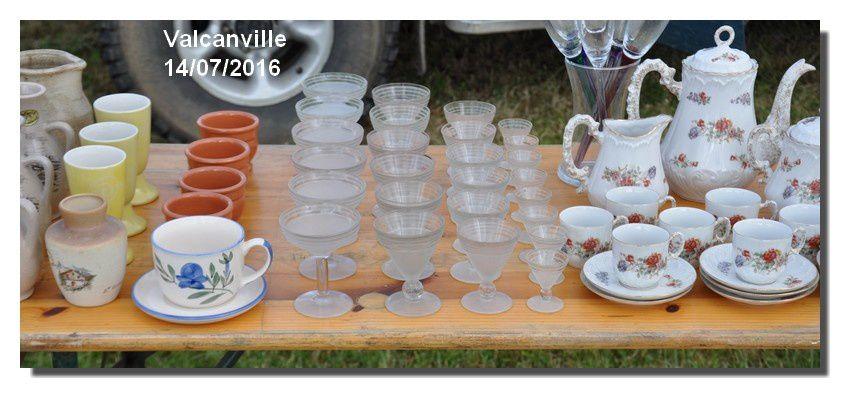 Valcanville : vide grenier
