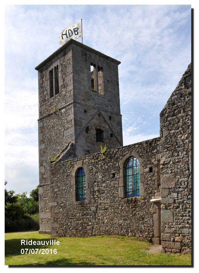 Rideauville, l'église