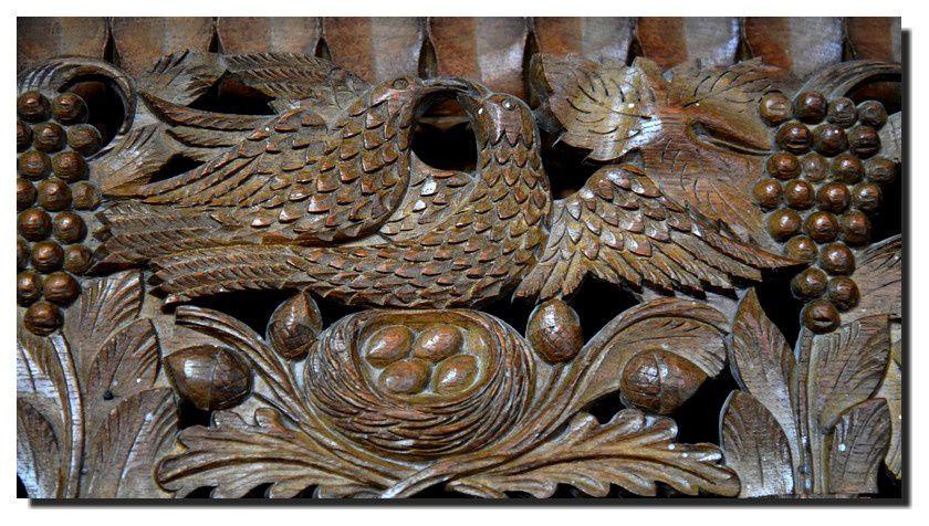 Patrimoine normand : les armoires