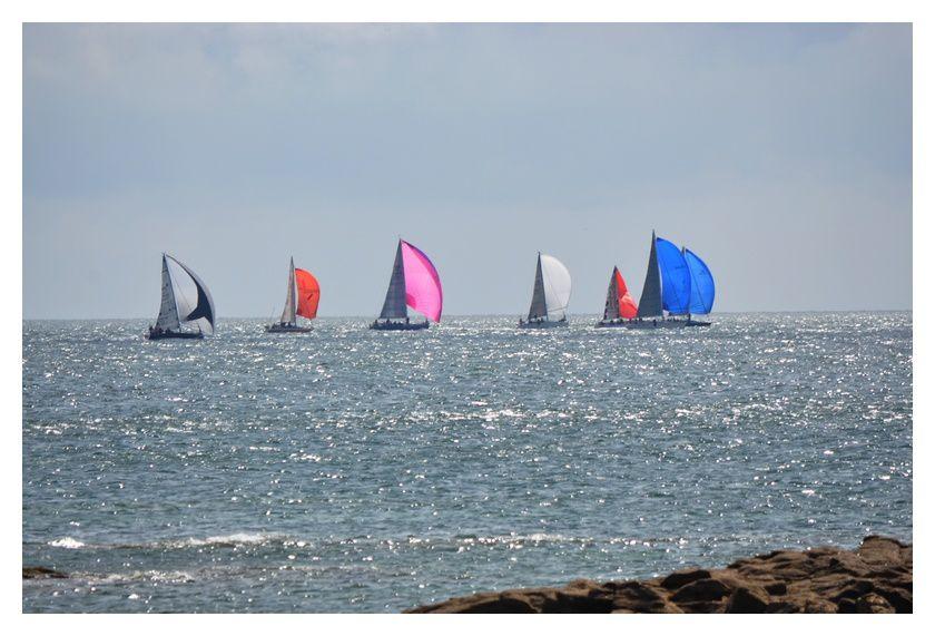 Le tour des ports de la Manche