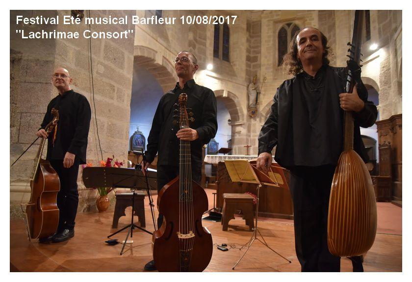 Barfleur : festival été musical