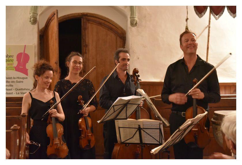 Anneville en saire : Festival de musique de chambre en Val de Saire