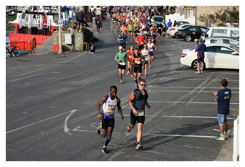 Barfleur : Marathon de la pointe de Barfleur (1/3)