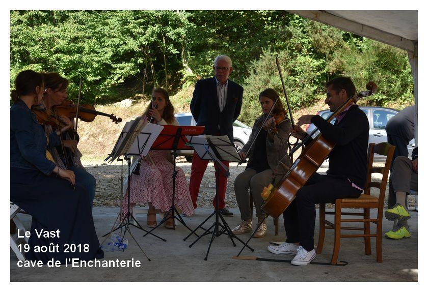 Le Vast, Festival de musique de chambre