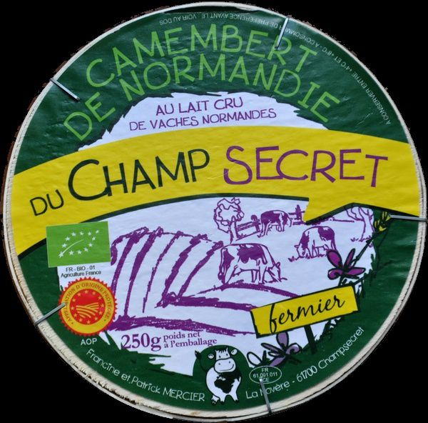 Le camembert : Appellation d'Origine Protégée (1/2)