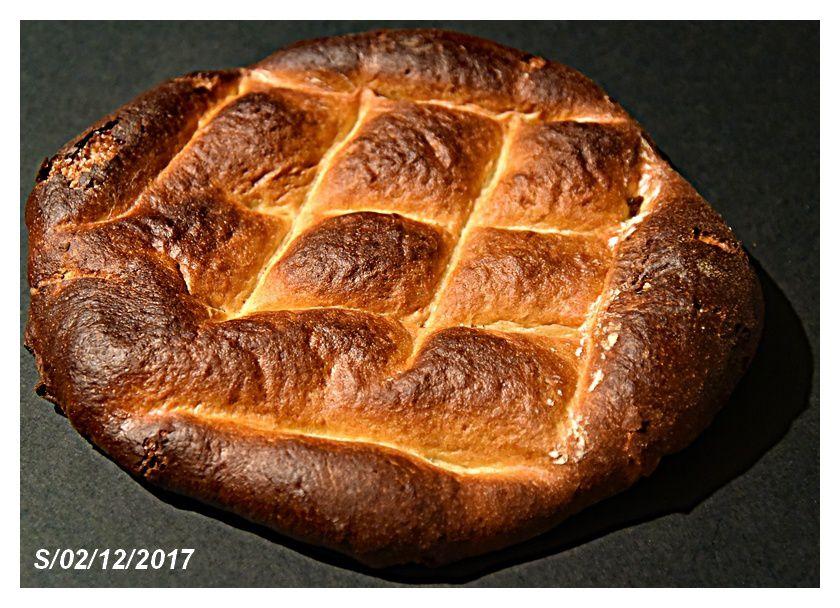 pain à soupe ou biscuit