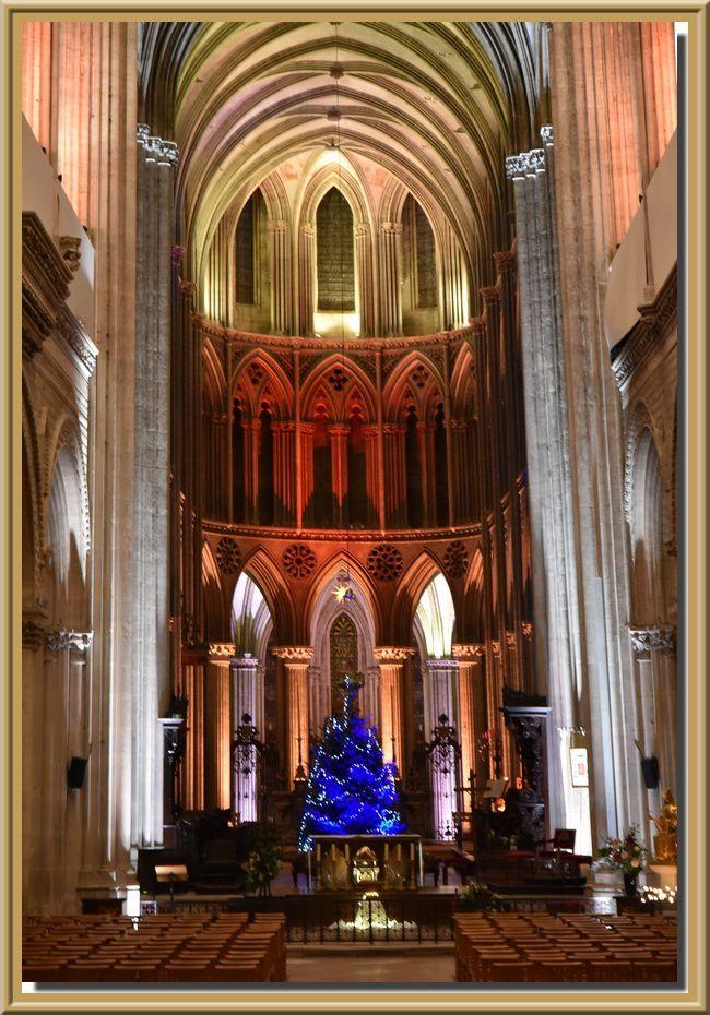 Bayeux et sa cathédrale en lumières