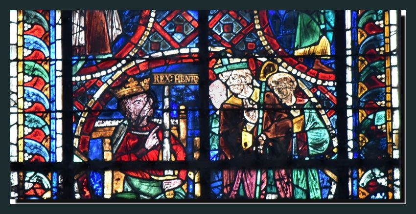 Coutances et Thomas Becket