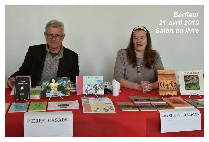 Barfleur : 9ème salon du livre
