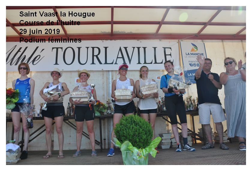 Saint Vaast la Hougue : course de l'huitre