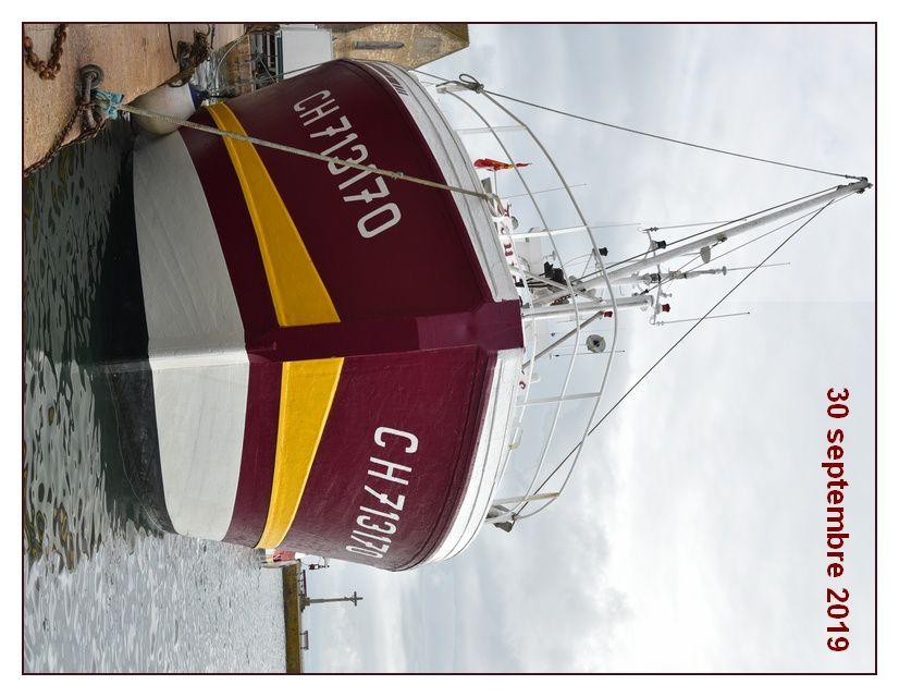 Barfleur, de nouveaux bateaux