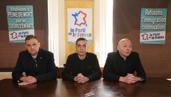 Membres du Parti de la France