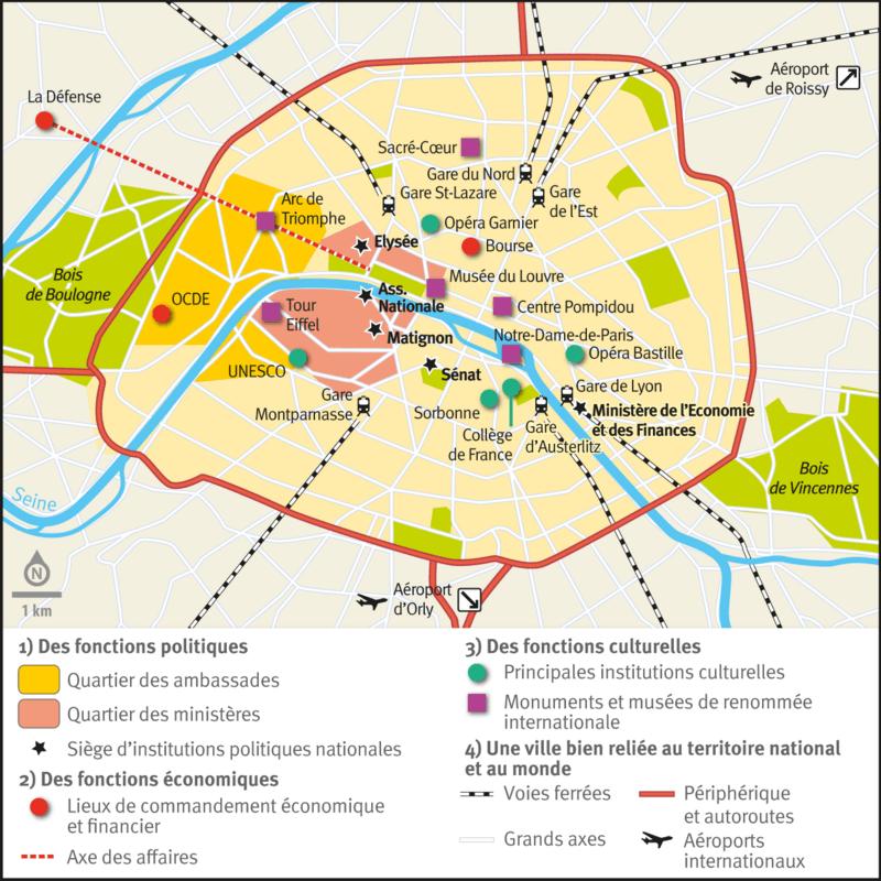 GILETS JAUNES / Manifestation Paris 8 decembre 2018