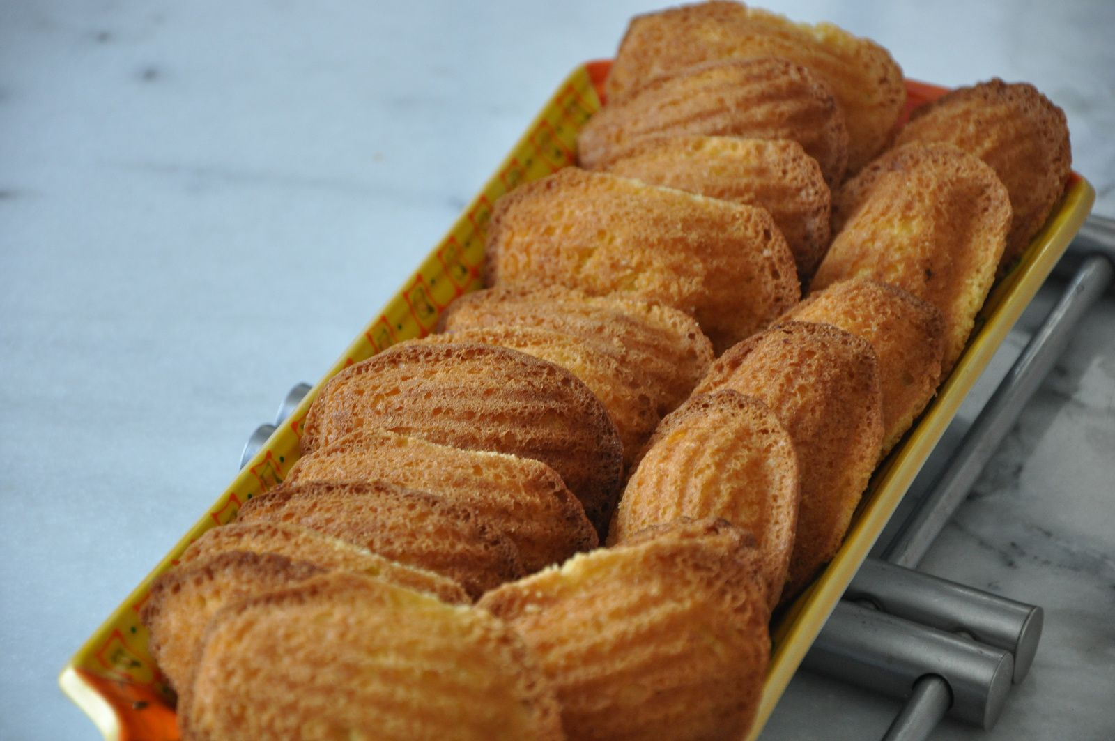 Mes madeleines !!!!
