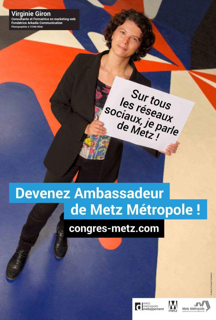 Du rôle des réseaux sociaux en marketing territorial ... pour le bonheur de Metz !