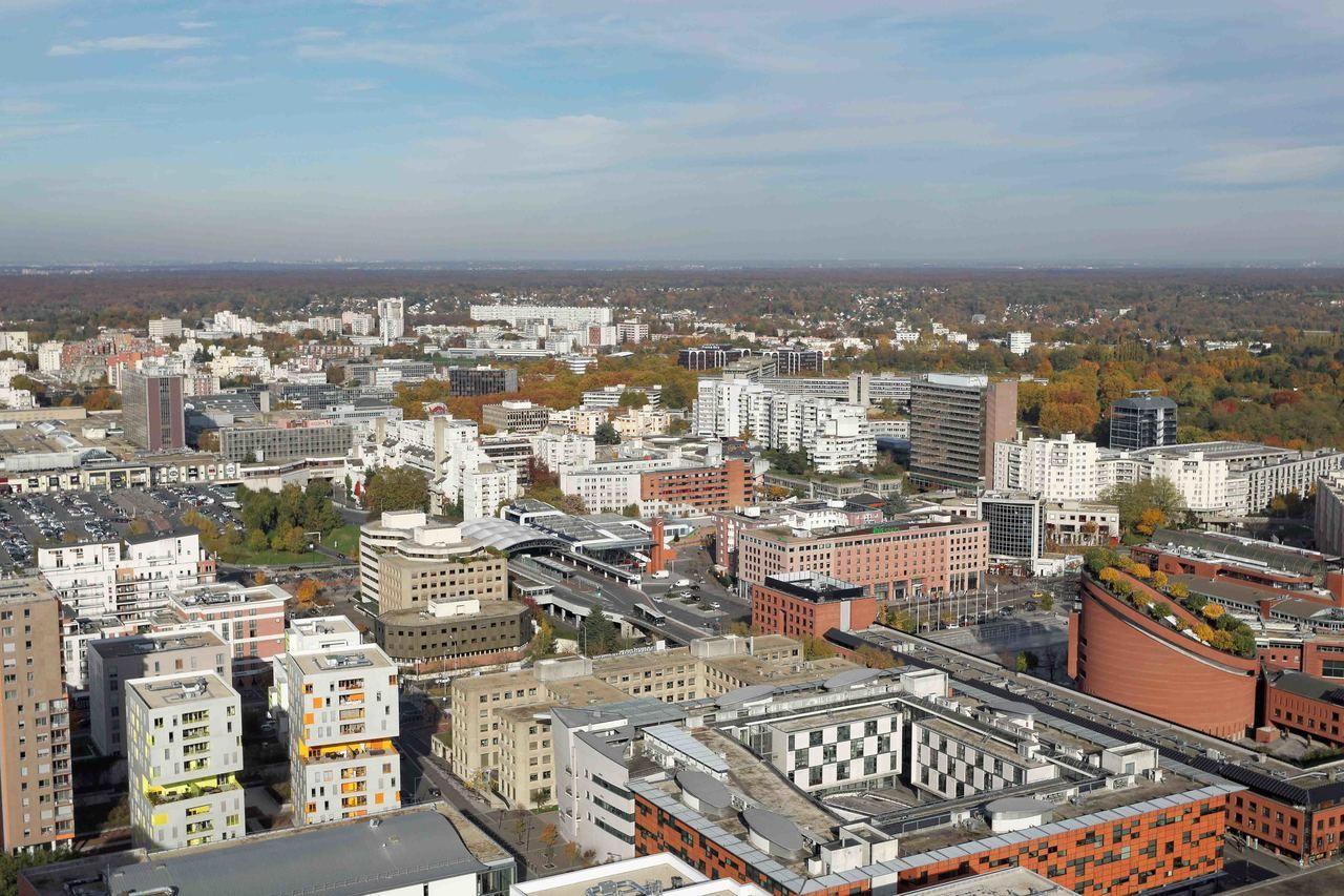 (c) Grand Paris Sud