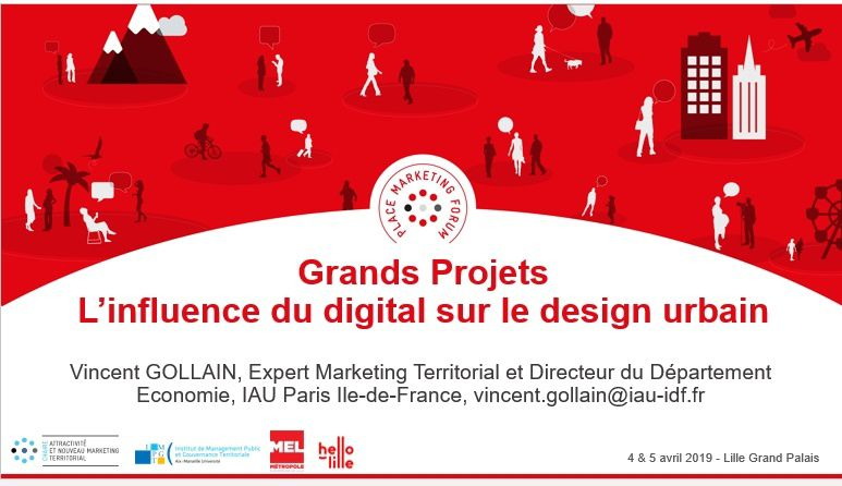 L'influence du digital sur le design urbain et l'attractivité
