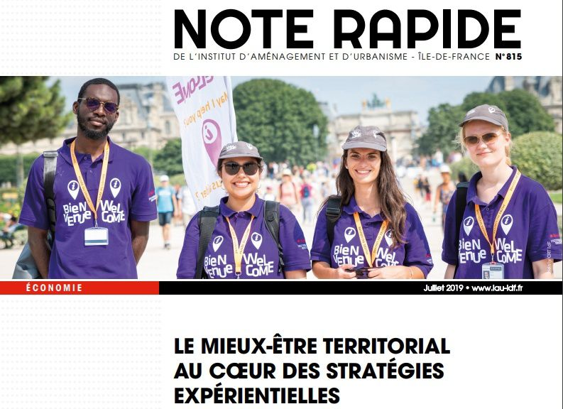 (c) Institut Paris Region et CRT Paris Region, 2019