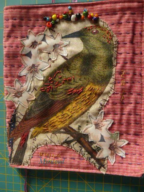 couverture de mon livre sur les oiseaux